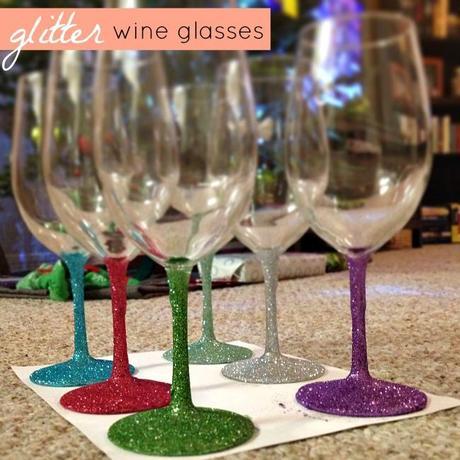 Glitter & Wine...I'm In