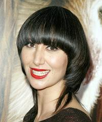 Change it uP: Bangs. Nature's Botox.