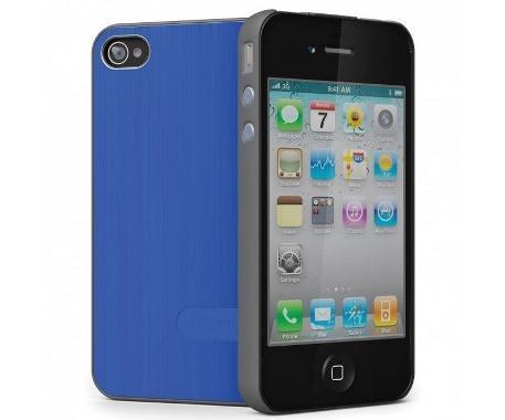 Cygnett Case for iPhone 4 / 4S - Blue