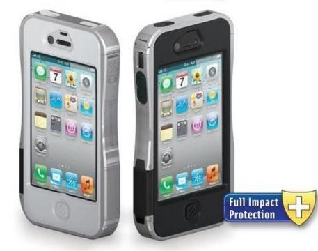 RAILkase iPhone 4 / 4S aluminum cover