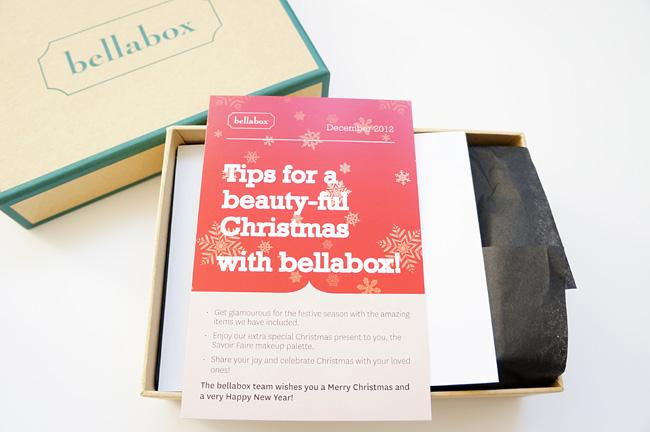 December Bellabox