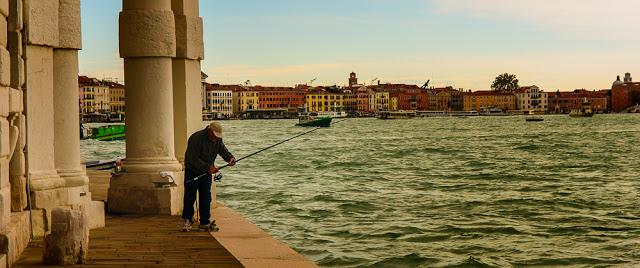 THE PEOPLE OF VENICE, ITALY