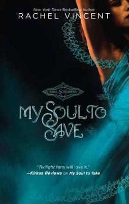Review for My Soul to Save by Rachel Vincent