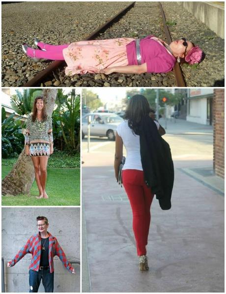 REAL WOMEN: Wear Red Lipstick