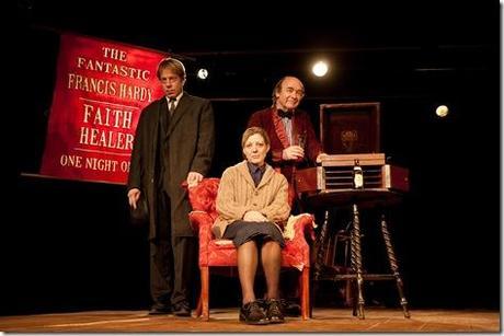 Review: Faith Healer (The Den Theatre)