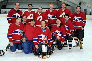 AMHL Wednesday Championship: For the Francophone (or not)