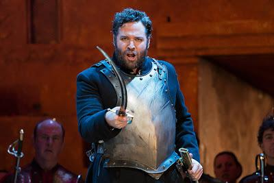 Opera Review: Troy, Troy Again