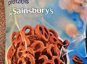 REVIEW! Sainsbury's Milk Chocolate Covered Pretzels