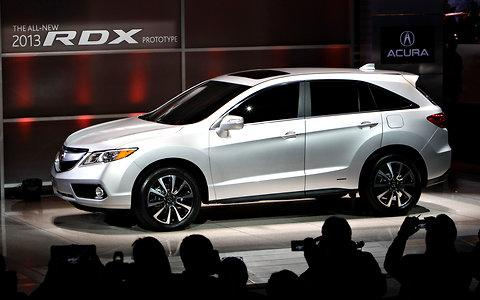Acura  on Market Thoughts For 2013 Acura Rdx Vs  2012 Audi Q5    Paperblog