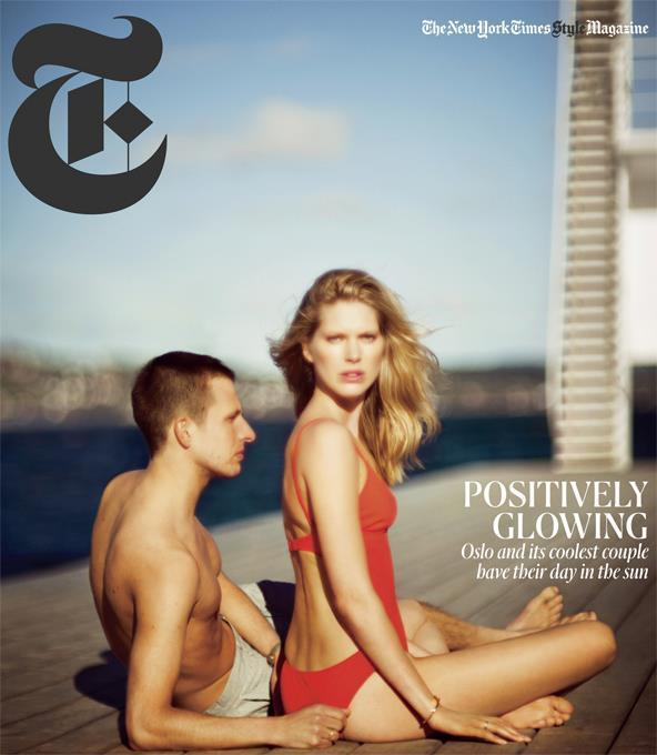NORWAY_ The New York Times T Style Travel Summer 2012 - Iselin Steiro by Boo George