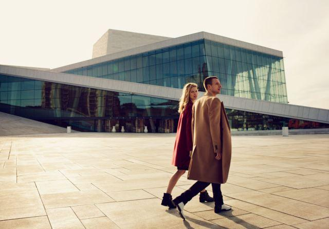 NORWAY_4Iselin Steiro and Anders Danielsen by Boo George for T Style Travel Magazine Summer 12