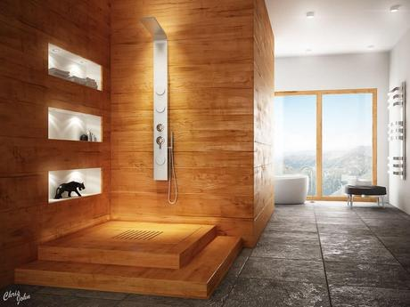 Great Bathroom Design!