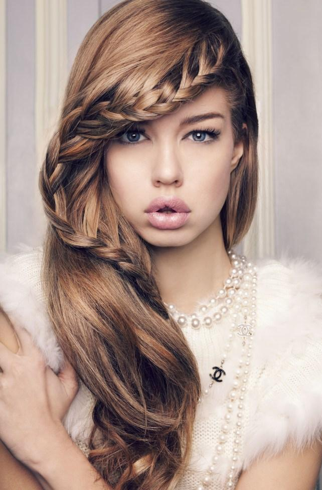 Amazing Hair Extension Styles For Brides In 2013 Paperblog Hairstyles For Men Maxibearus
