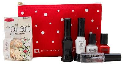 Birchbox + Color Club Create Exclusive Nail Art Kit!