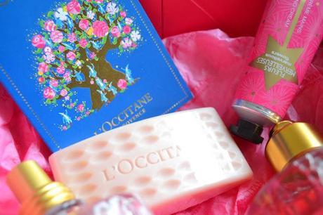 L'Occitane: Marvellous Flowers
