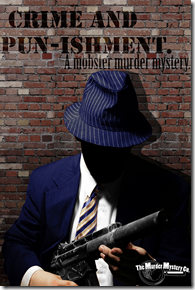 Review: Crime and Pun-ishment (The Murder Mystery Company)