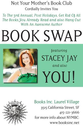 Annual Not Your Mother's Book Club Book Swap!