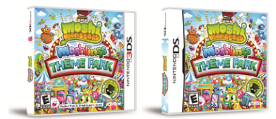 A Fun Video Game for the Younger Ones ~ Moshi Monsters: Moshlings Theme Park! Plus, Moshi Monsters Have Invaded McDonald's Happy Meals!