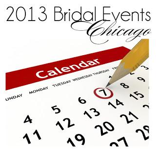 Potpourri Friday: Upcoming Bridal & Industry Events