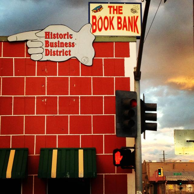 Bookstore in Miami, Arizona