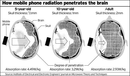 Do cell phones lead to brain tumors?