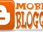 Adding Follow Email Widget Blogger Blog Mobile View