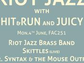 Right Royal Riot Jazz!