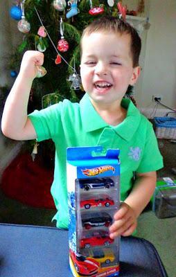 Celebrating Christmas 2012