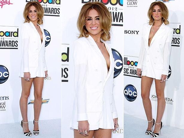MileyCyrus BillboardMusicAwards Most Memorable Fashion Moments of 2012