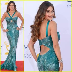 sofia vergara emmy awards Most Memorable Fashion Moments of 2012