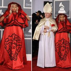 Nicki Minaj Grammys 2012 Most Memorable Fashion Moments of 2012
