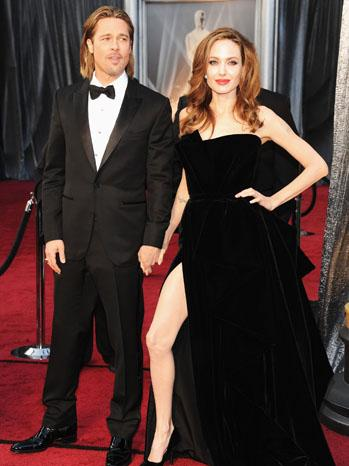 Angelina Jolie oscars Most Memorable Fashion Moments of 2012