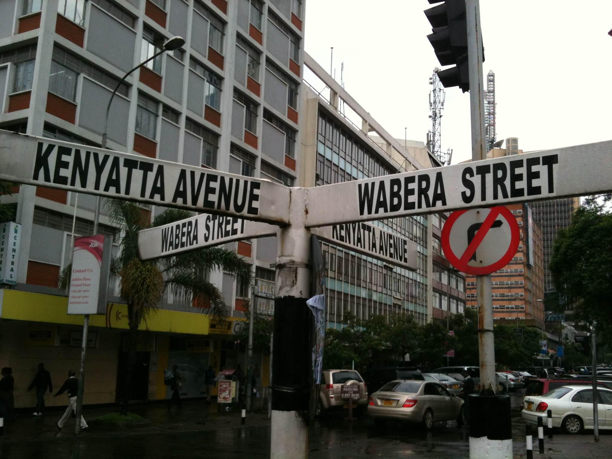 Avenue Nairobi Kenyatta Avenue Nairobi