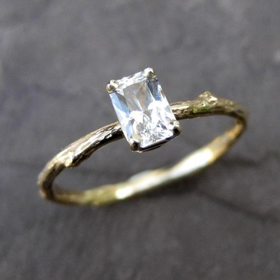 The Best Diamond Alternatives For Engagement Rings