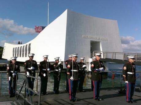 Honoring Pearl Harbor