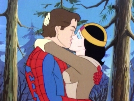 Spider-Man, My Kids, and the Kissing Episode