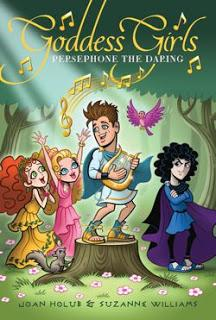Cover Love: Pheme the Gossip & Persephone the Daring