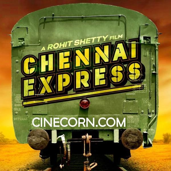 shahrukh khan rohit shettty chennai express first look logo design pics photos stills wallpapers Shahrukh Khans Chennai Express First Look