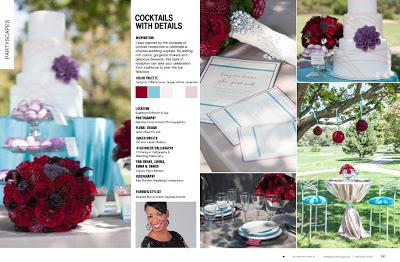 Wedding Guide Chicago Partyscape: Cocktails with Details