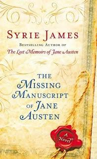 Review:  The Missing Manuscript of Jane Austen by Syrie James