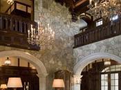 Color Roundup: Rustic Stone Brick Used Interior Design