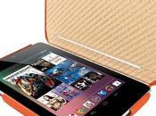 Leather Case Google Nexus Piel Frama