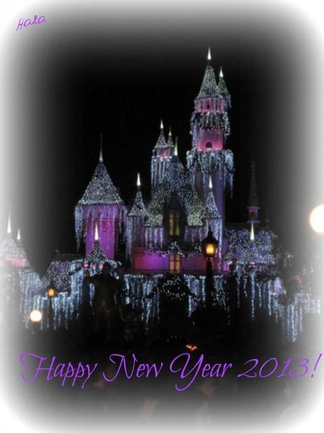 Good-bye 2012, Hello 2013