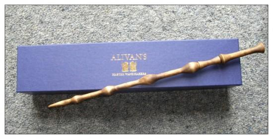 Best magical items in fiction paperblog for Real elder wand
