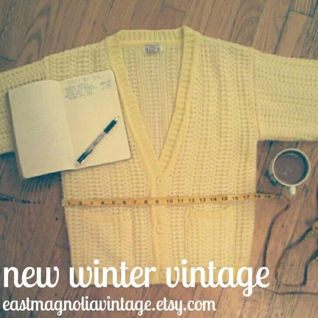 keep warm & wear vintage