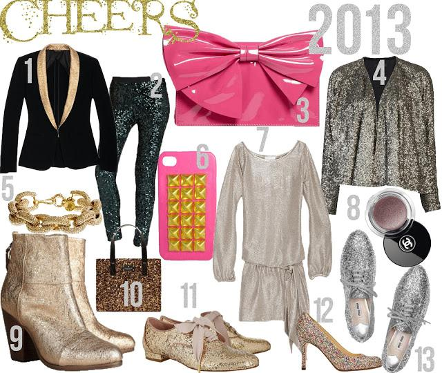 Guest Blog: Go Glam This NYE