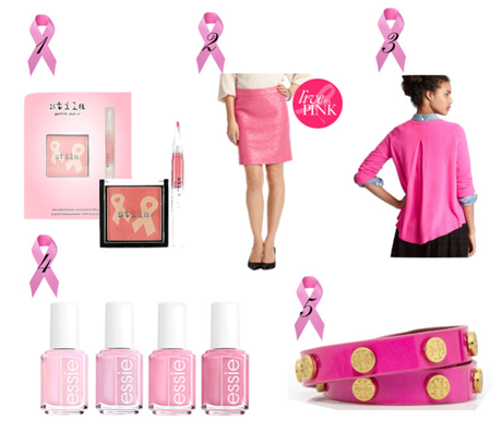 Think Pink This October