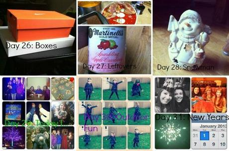 Instagram December Photo Challenge Wrap Up