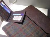 Harris Tweed iPad Case Matching Wallet