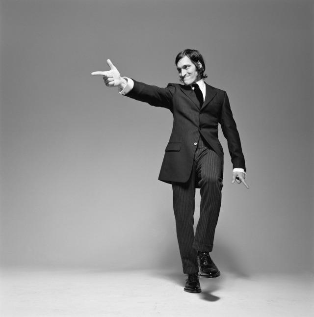 Vincent Gallo Michel Comte Photoshoot 1993-1